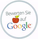 Google-Bewertung-roter-Apfel
